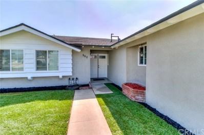 960 N Garsden Avenue, Covina, CA 91724 - MLS#: CV18205419
