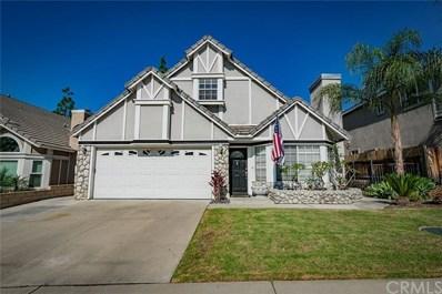 6658 Montresor Place, Rancho Cucamonga, CA 91737 - MLS#: CV18206150