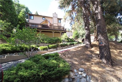 490 S Dart Canyon Road, Crestline, CA 92325 - MLS#: CV18206236