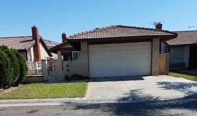 761 W Mariposa Drive, Rialto, CA 92376 - MLS#: CV18206308