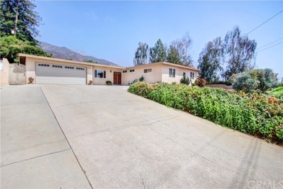 495 W 25th Street, Upland, CA 91784 - MLS#: CV18206525