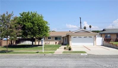 21245 E Nubia Street, Covina, CA 91724 - MLS#: CV18206539