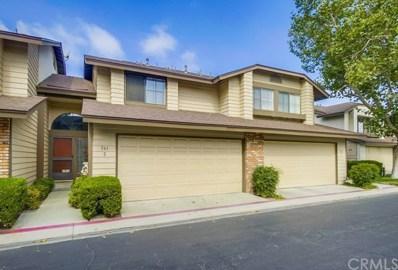 561 W Puente Street UNIT 2, Covina, CA 91722 - MLS#: CV18206803