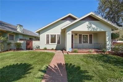 212 S Grand Oaks Avenue, Pasadena, CA 91107 - MLS#: CV18207702