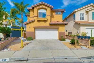 11140 Saint Tropez Drive, Rancho Cucamonga, CA 91730 - MLS#: CV18207805