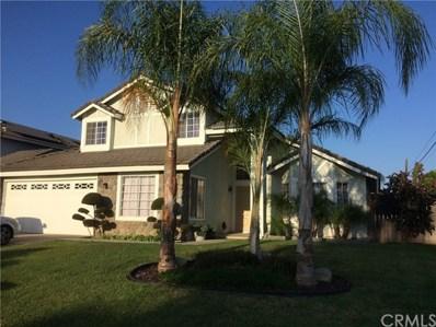 12587 16th Street, Chino, CA 91710 - MLS#: CV18207848
