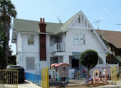2501 Juliet Street, Los Angeles, CA 90007 - MLS#: CV18207952