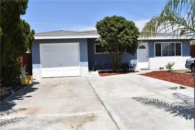 18778 13th Street, Bloomington, CA 92316 - MLS#: CV18208236