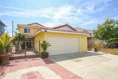 13352 Reis Street, Whittier, CA 90605 - MLS#: CV18208255