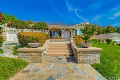 9950 Meadowood Drive, Rancho Cucamonga, CA 91737 - MLS#: CV18208308