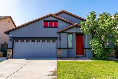 15361 Twinberry Court, Fontana, CA 92336 - MLS#: CV18208511