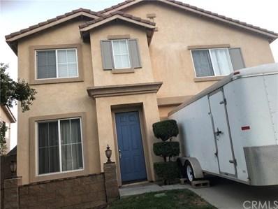 15717 Athena Drive, Fontana, CA 92336 - MLS#: CV18208634