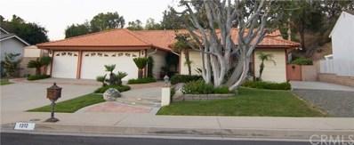 1312 Rapidview Drive, Diamond Bar, CA 91789 - MLS#: CV18209307
