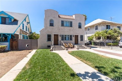 2309 S Budlong Avenue, Los Angeles, CA 90007 - MLS#: CV18209406