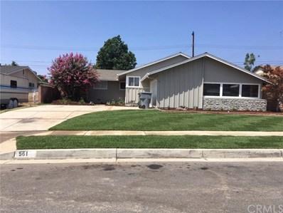 561 Laura Street, La Habra, CA 90631 - MLS#: CV18209430