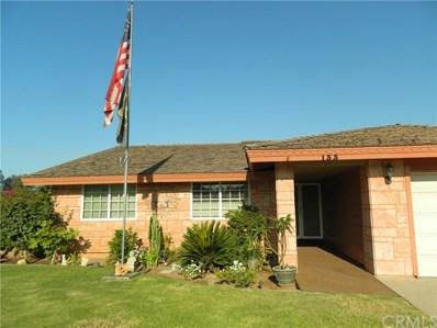 133 N Stephora Avenue, Covina, CA 91724 - MLS#: CV18209625