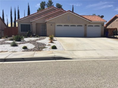 10987 Live Oak Lane, Adelanto, CA 92301 - MLS#: CV18209891