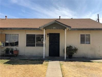 586 San Francisco Avenue, Pomona, CA 91767 - MLS#: CV18210105