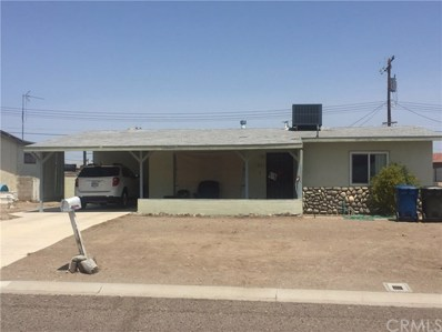 1921 Flora Vista, Needles, CA 92363 - MLS#: CV18210398