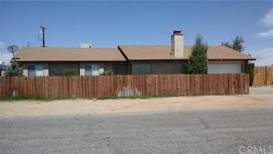 8161 Ironwood Avenue, California City, CA 93505 - MLS#: CV18211542