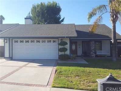 3352 Organdy Lane, Chino Hills, CA 91709 - MLS#: CV18211574