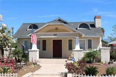 467 E C Street, Colton, CA 92324 - MLS#: CV18212054