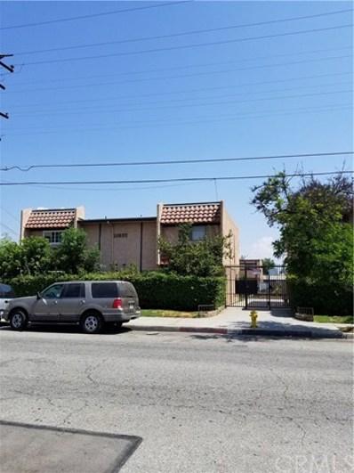 11937 Magnolia Street UNIT 20, El Monte, CA 91732 - MLS#: CV18212556