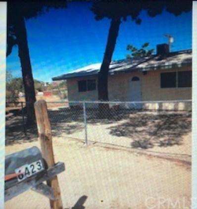 6423 Indio Avenue, Yucca Valley, CA 92284 - MLS#: CV18213703