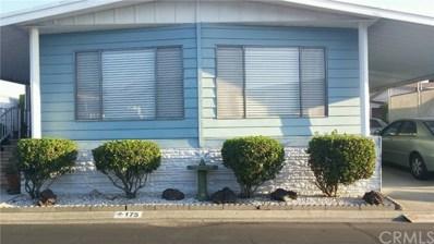 3800 Bradford Street UNIT 175, La Verne, CA 91750 - MLS#: CV18213712
