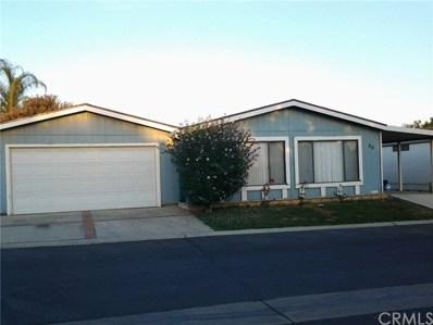 10961 Desert Lawn Drive UNIT 50, Calimesa, CA 92320 - MLS#: CV18213796
