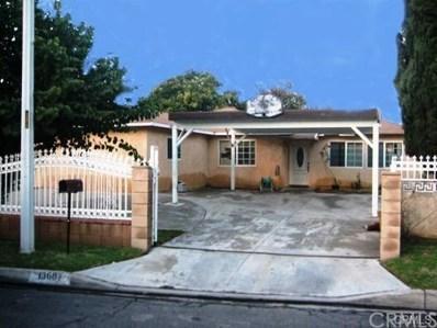 13687 Beckner Street, La Puente, CA 91746 - MLS#: CV18213960