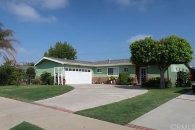 705 E Hurst Street, Covina, CA 91722 - MLS#: CV18213981