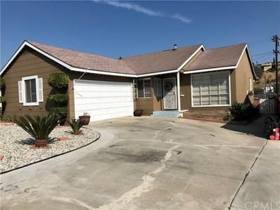 4838 Zella Place, El Sereno, CA 90032 - MLS#: CV18214648