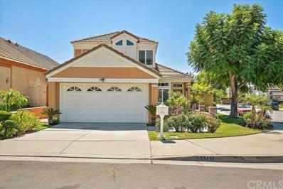 11117 Brentwood Drive, Rancho Cucamonga, CA 91730 - MLS#: CV18214757