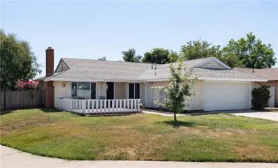 11705 Craw Avenue, Chino, CA 91710 - MLS#: CV18214864