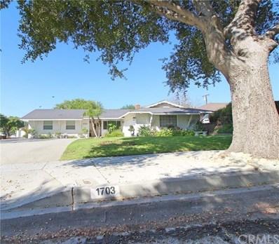 1703 Shamrock Avenue, Upland, CA 91784 - MLS#: CV18215023