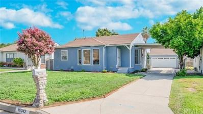 16242 E Benwood Street, Covina, CA 91722 - MLS#: CV18215884