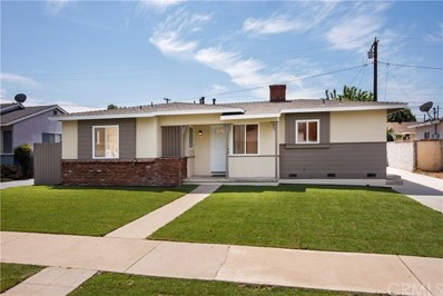 184 E Benbow Street, Covina, CA 91722 - MLS#: CV18216438