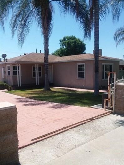 1758 American Avenue, Pomona, CA 91767 - MLS#: CV18217392