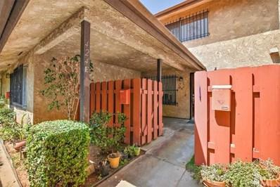 424 E Newmark Avenue UNIT E, Monterey Park, CA 91755 - MLS#: CV18217440