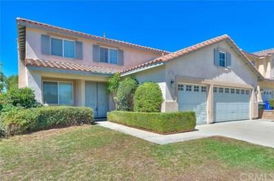 6100 Brookside Way, Fontana, CA 92336 - MLS#: CV18217446
