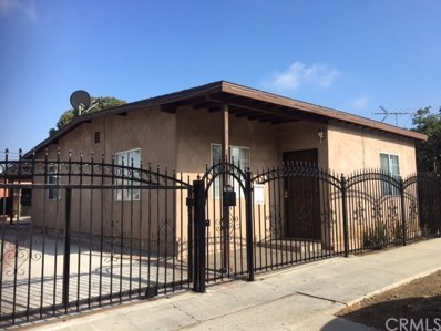 10614 S Hoover Street, Los Angeles, CA 90044 - MLS#: CV18217447