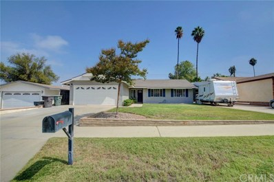 3011 Floravista Court, Riverside, CA 92503 - MLS#: CV18217496