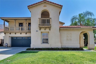 9854 Via Montara, Moreno Valley, CA 92557 - MLS#: CV18217776