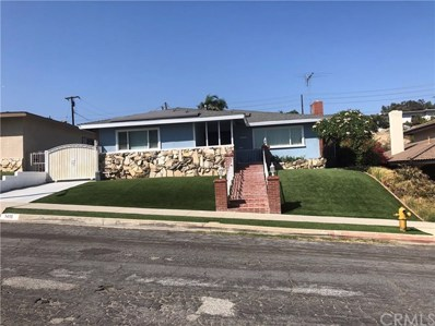 1416 Via Camille, Montebello, CA 90640 - MLS#: CV18218206