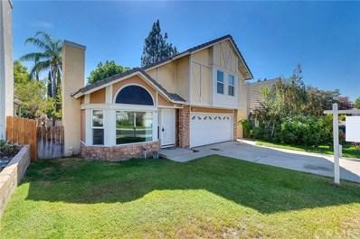 6649 Brissac Place, Rancho Cucamonga, CA 91737 - MLS#: CV18218255