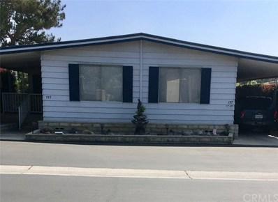 8651 Foothill Boulevard UNIT 137, Rancho Cucamonga, CA 91730 - MLS#: CV18218416