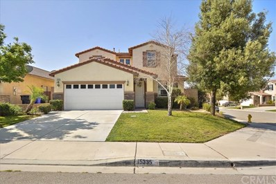 15335 Scarlet Oak Lane, Fontana, CA 92336 - MLS#: CV18219321