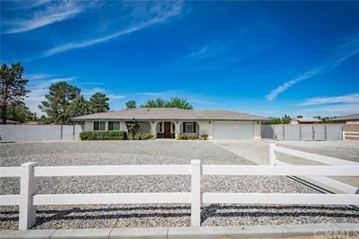13800 Apple Valley Road, Apple Valley, CA 92307 - #: CV18219528