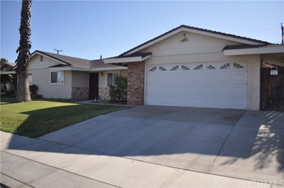 13668 Boeing Street, Moreno Valley, CA 92553 - MLS#: CV18219673